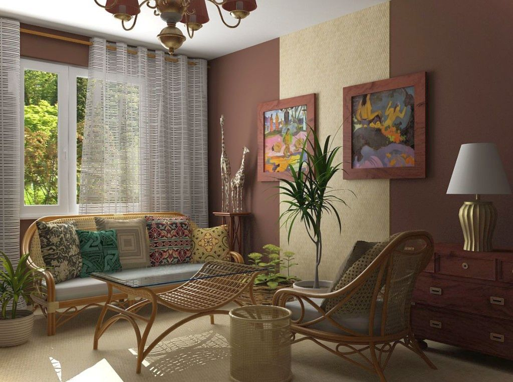 20 Natural African Living Room Decor Ideas. SaveEnlarge