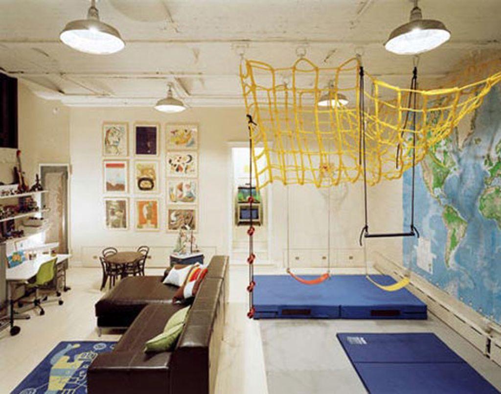 kids playroom design ideas for older kids