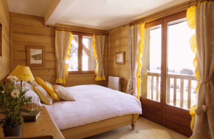 20 simple and neat cabin bedroom decorating ideas for Limited space bedroom ideas