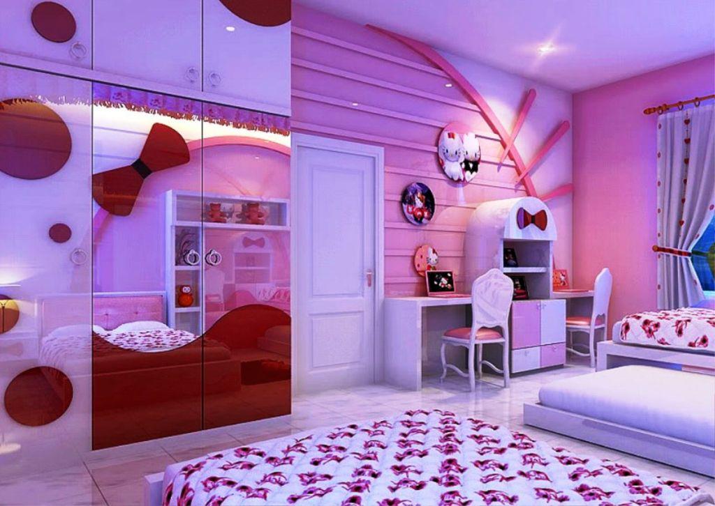 Girls Bedroom Designs - Home Design Ideas and Pictures - girl bedroom designs