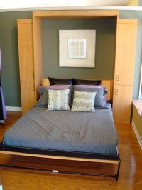 20 Space-Saving Murphy Bed Design Ideas for Small Rooms