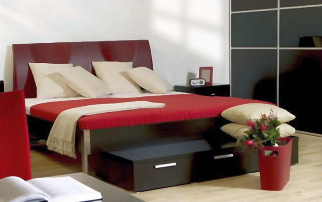 Red And Black Bedroom Ideas Ideasplataformacom