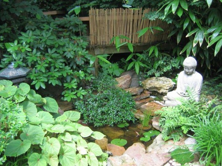 Small japanese garden design ideas photograph small japane for Japanese small garden design ideas