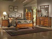 20 Good-Looking Tuscan Style Bedroom Furniture Designs