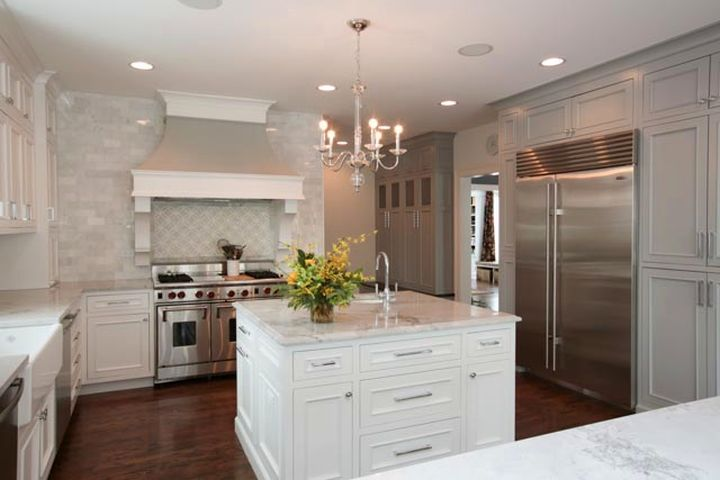 Small Colonial Kitchen Remodeling Done Awesome by Jeanie