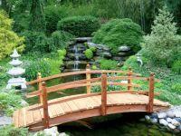 17 Beautiful Japanese Garden Bridge Designs