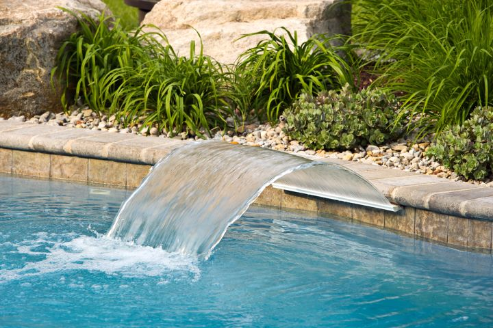 17 Simply Gorgeous Pool Waterfall Ideas