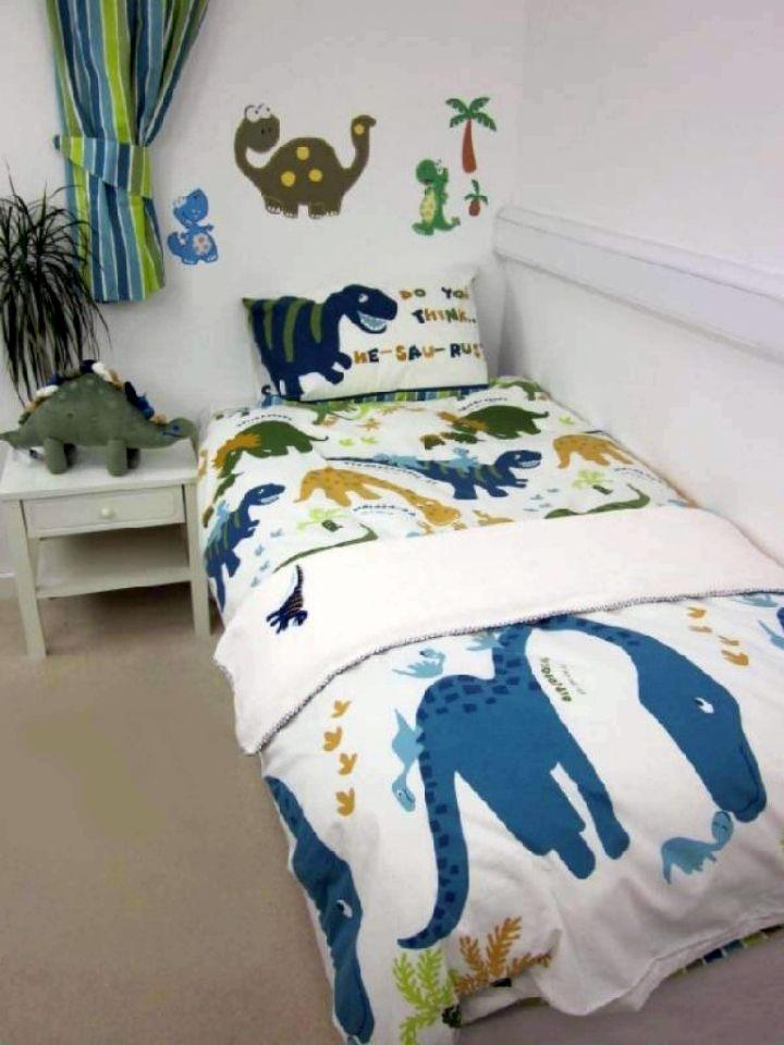 17 Dinosaur Themed Bedroom Ideas for Kids
