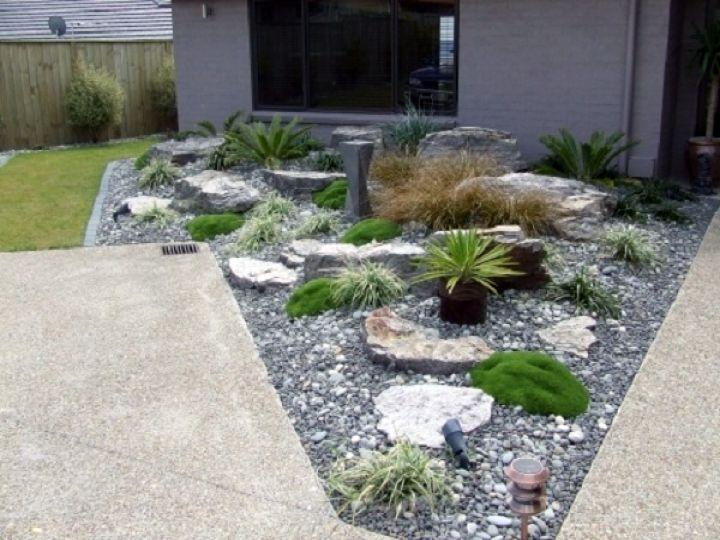 ... Small Rock Garden Designs Pointy End   Small Rock Garden Designs ...