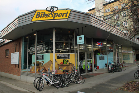 Bikesport Ballard We ve been in Ballard