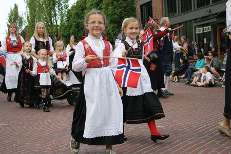 girls parade