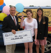 ... stamp! Enter the Publisher's Clearing House Sweepstakes online