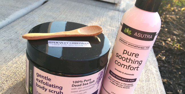 Asutra Cruelty Free Bath and Body Products