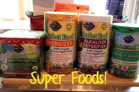 Garden of Life Super Foods