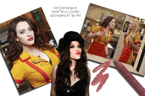 Kat Dennings 2 Broke Girls Tarte