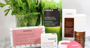 Korres is Cruelty Free