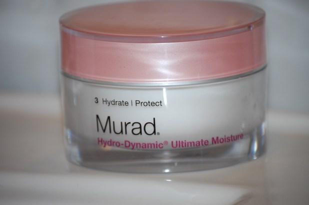 murad hydro dynamic ultimate moisture my beauty bunny