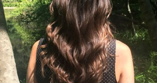 Curls with the Nume Styling Wand