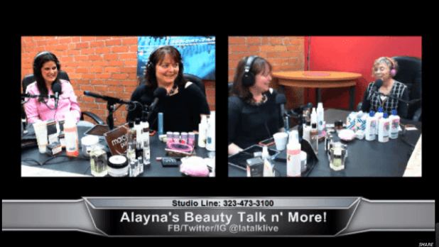Beauty Talk Radio Show