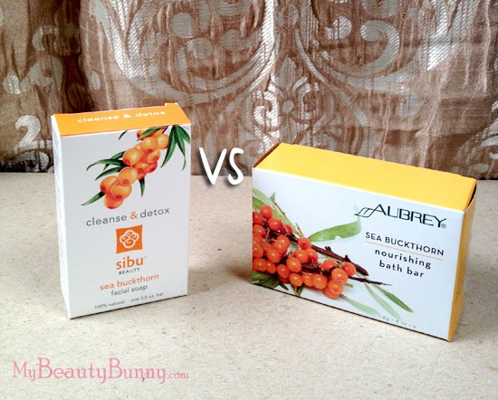 sea buckthorn soap review