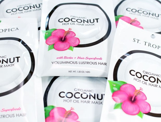 St Tropica Coconut Hot Oil Hair Mask