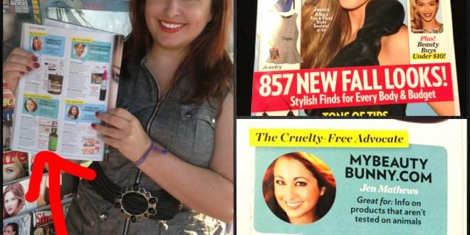 My Beauty Bunny People Style Watch Magazine