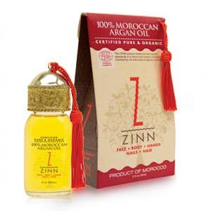 Zinn Argan Oil