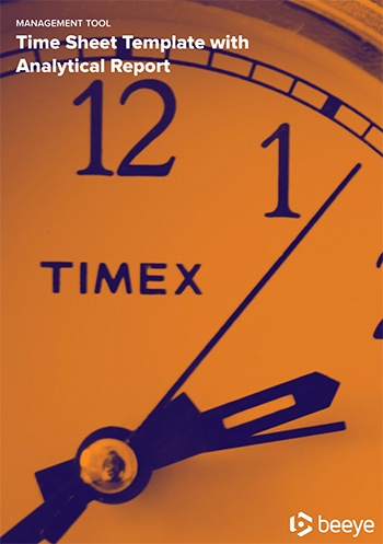 Free Excel Timesheet - Track  Analyse How Your Team Spends Its Time