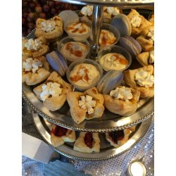 Small Crop Of Bridal Shower Food