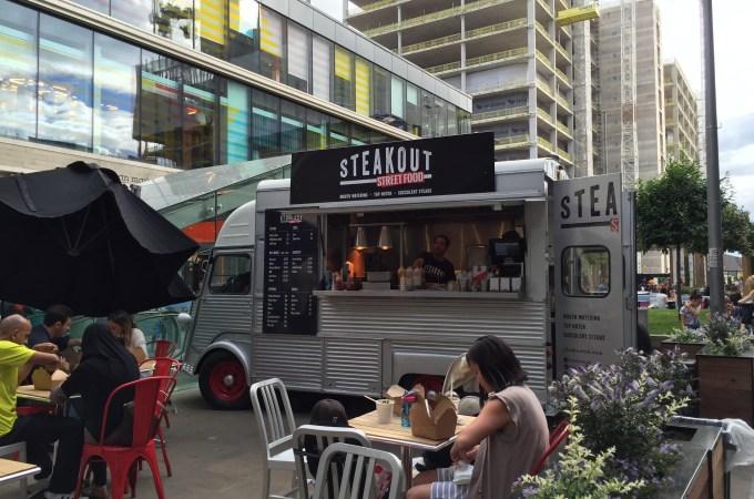 Steakout Street Food Truck