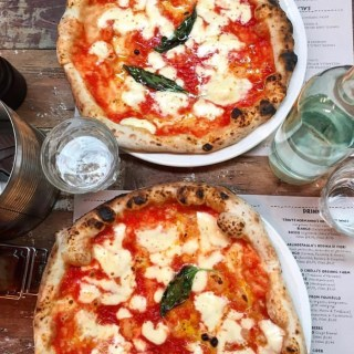 Top 10 Pizzas in London