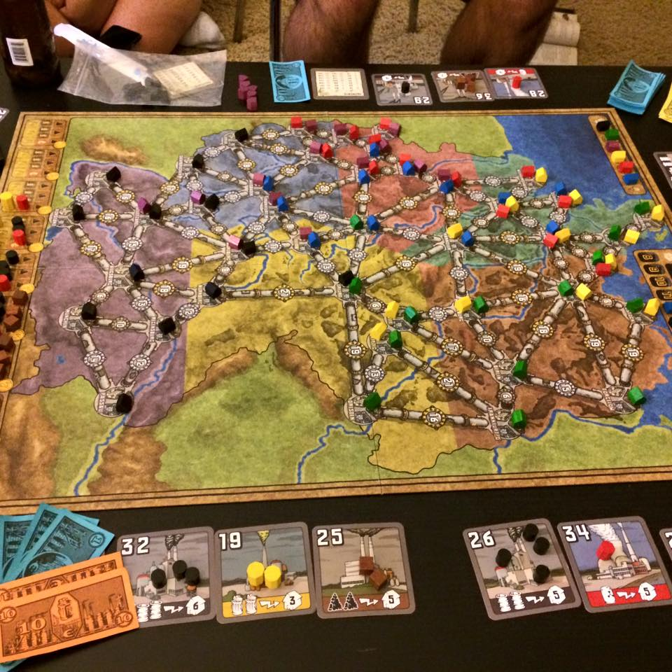 Power Grid - Review