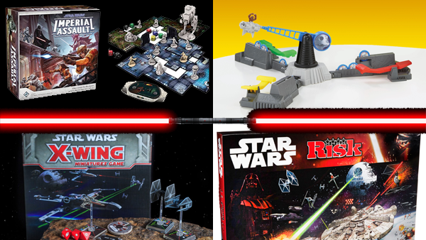 5 Star Wars Board Games Worth Playing