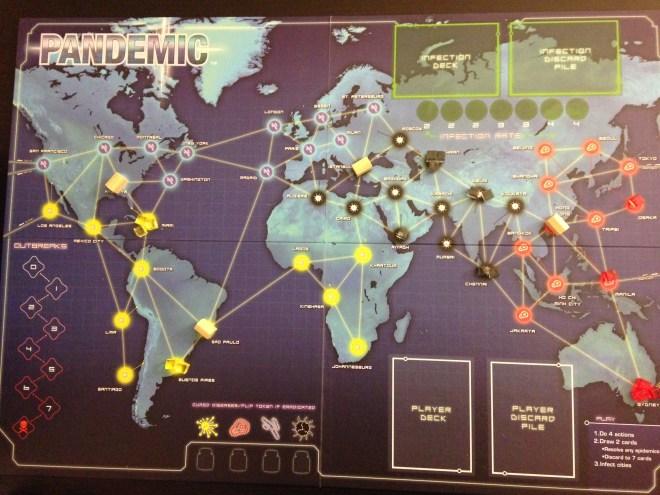 Pandemic Diseases