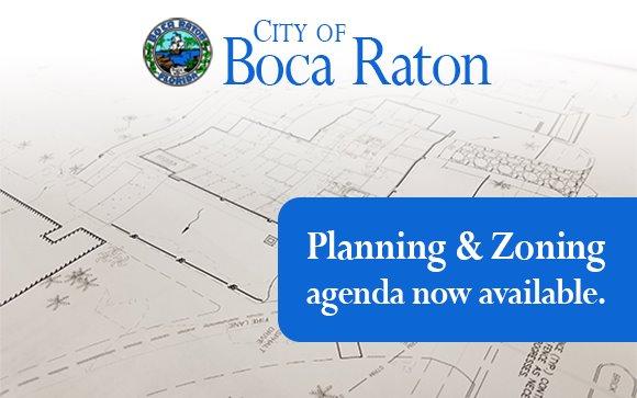 Agendas  Minutes Boca Raton, FL