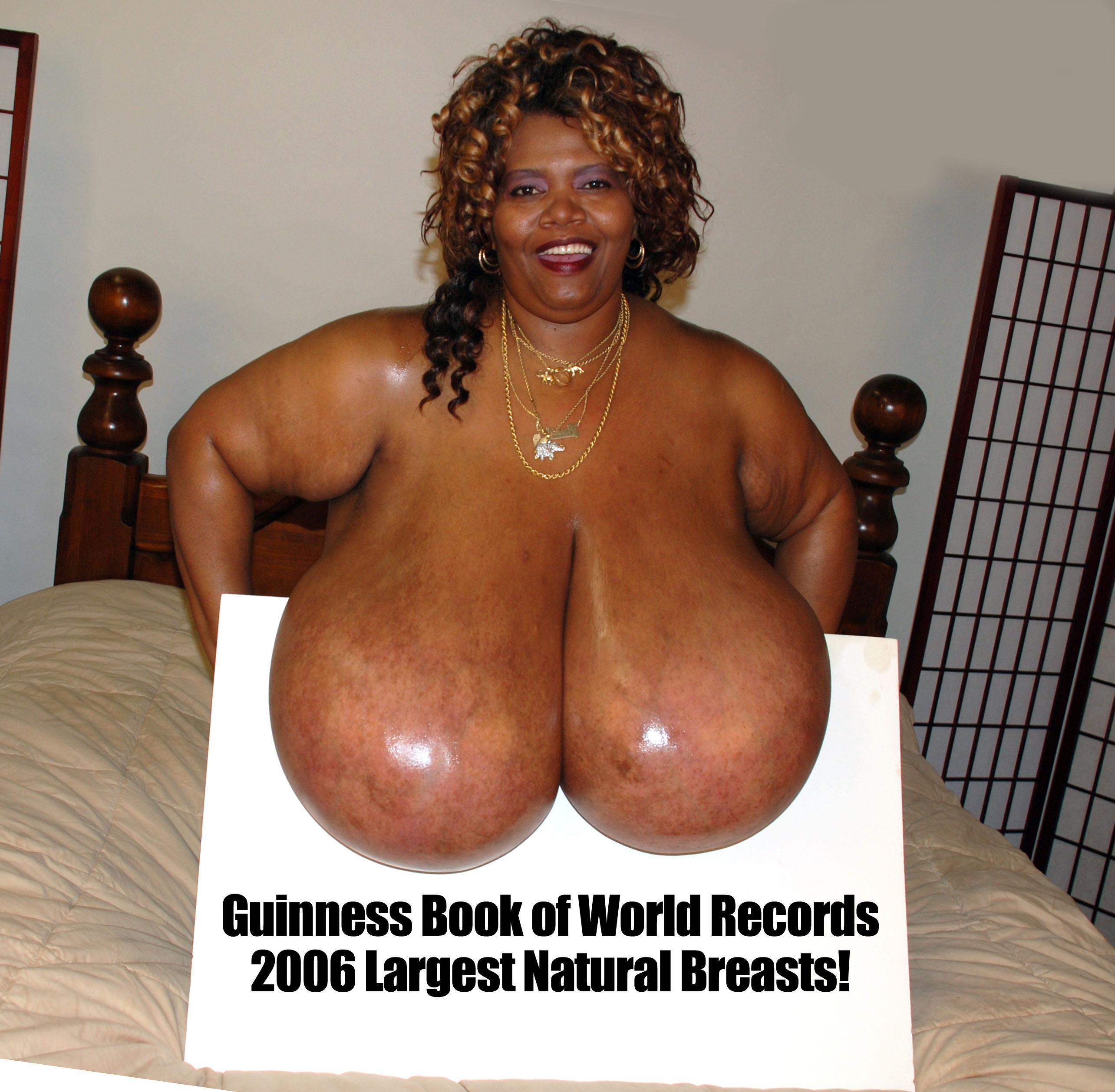 worlds biggest naked girl