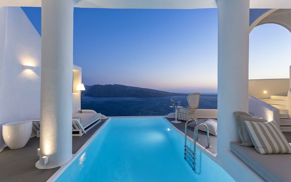Charisma Suites A Design Boutique Hotel Santorini Greece