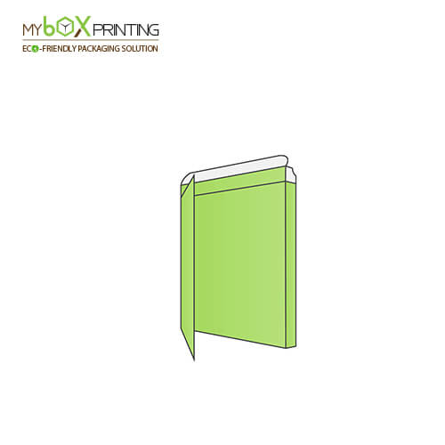 Get Custom Bookend CD Case Wholesale My Box Printing