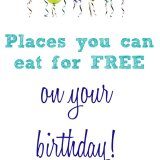 where to eat free on your birthday