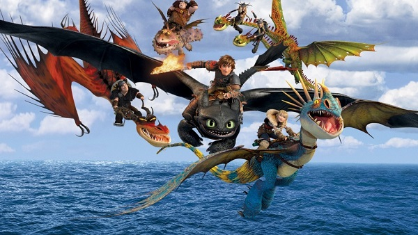 how to train your dragon soaring