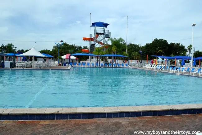 sun n fun pool