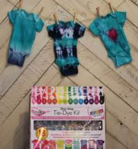 Tie Dye Baby Shower Idea | My Breezy Room
