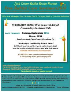 Rabbit Seminar 2016-09-25