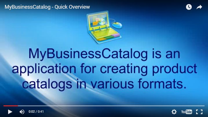 Create catalog software - catalog maker for Print, PDF, Android, Online