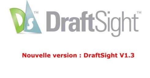 DraftSight image a la une