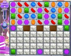 Candy Crush Monde des Songes - Niveau 411