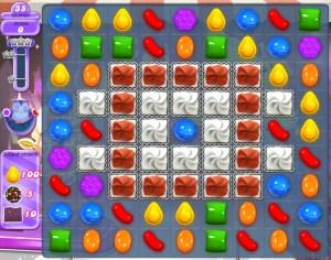 Candy Crush Monde des Songes - Niveau 419