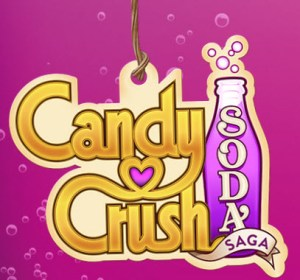 Logo Candy Crush Soda Saga