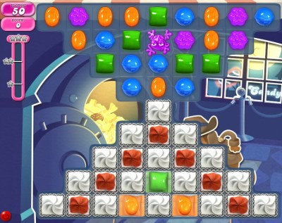 Candy Crush Saga - niveau 840