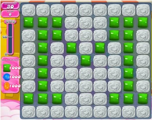 Candy Crush Saga niveau 1000